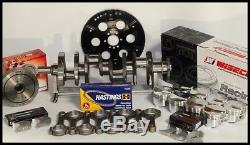 Chevy BBC 632 Stage 10.5 Base Engine, AFR HEADS Merlin IV Block, 915 HP-BASE