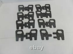 Chevy SBC 350 Hyd Roller 190cc Straight Plug Cylinder Head Top End Engine kit K2
