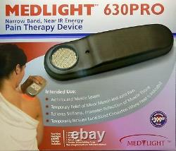 Cold Laser, Light Therapy, Red Light Therapy, Medlight, DPL, LLLT, Pain Relief