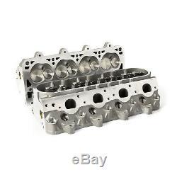 Complete Aluminum Cylinder Heads Chevy LS7 250cc 60cc 6 Bolt. 625 Lift