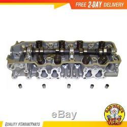 Complete Cylinder Head, Head Gasket Set & Bolts Fits 85-95 Toyota 2.4L SOHC 22R