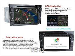 DAB+ Android 8.1 Car Radio Sat Navi GPS Opel Navigation Head Unit Vectra Corsa D