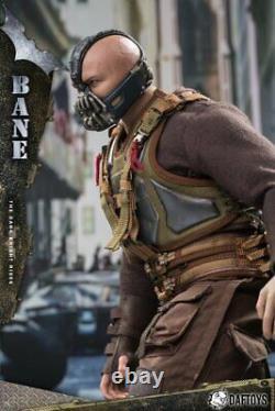 DAFTOYS 1/6 Batman The Dark Knight Bane Head Clothes F 12 Male Body Presale