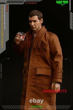 DARK TOYS 16 DTM004 Blade Runner Rick Deckard Harrison Action Figure Presale