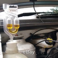 DX-1 COMBUSTION LEAK BLOCK TESTER 50 ml TEST FLUID for PETROL LPG HEAD GASKET a