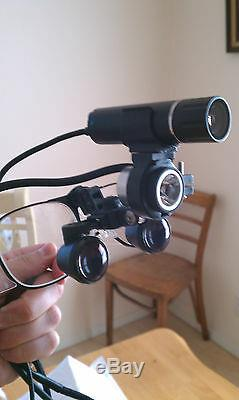 Dental Surgery Surgeon Oral Hd Video Recorder System 1080p 6/8x Lens Bullet Head