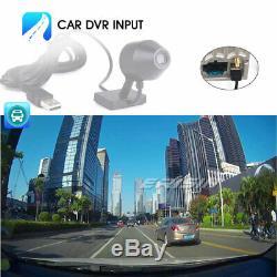 Double Din Android 8.1 Car Stereo Head unit Radio DAB+ SatNav TPMS WiFi 4G USB