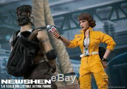 DreamEX Ninja Turtles Series 1/6 Scale Girl Reporter April Newshen Action Figure