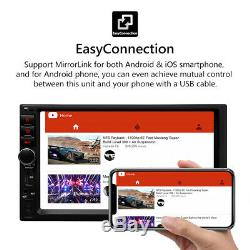 Eonon 7 Double 2 Din Car Dash Stereo Android Radio Touch Screen Head Unit GPS