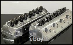 FORD 289 302 347 NKB-190cc ALUMINUM HEADS 62cc NKB-FORD-274