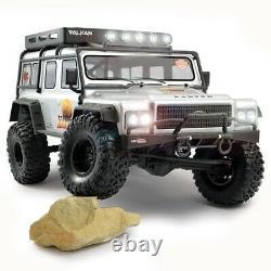 FTX Kanyon 4X4 Trail Crawler RTR 110 XL RC Truck with Head, Tail & Spotlights
