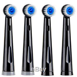 Fairywill Rotary Electric Toothbrush with Round Brush Heads 3 Mode Deep Cleaning