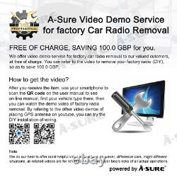 Fit Ford Transit Mk7 Kuga C-Max Head Unit DAB Radio GPS Sat Nav 3G CD DVD Stereo