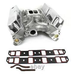 Fits Ford SB 289 302 Windsor Hyd FT Cylinder Head Top End Engine Combo Kit