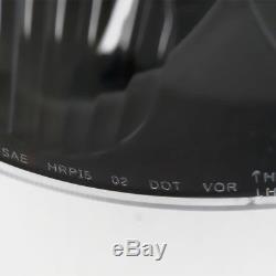 For 2003 2004 Infiniti G35 4DR 4 Door Sedan Black Headlights Head Lamps Pair