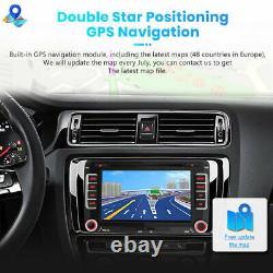 For VW Golf Mk5 Mk6 POLO BT 7 Car Stereo Radio Sat Nav GPS DVD Stereo Head Unit