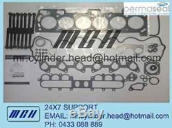 Ford Falcon EF EL AU Permaseal Metal MLS Head Gasket Set + Head Bolt Kit