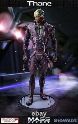 Gaming Heads Mass Effect Thane Regular Statue MINT IN BOX