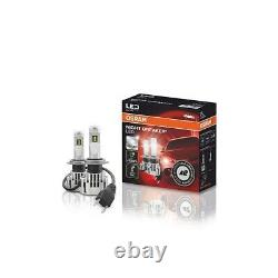 H7 Osram Night Breaker Led Bulbs Headlight Scheinwerfer