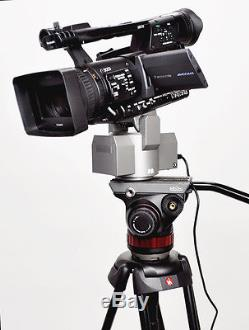 Hague Motorized Pan & Tilt Remote Control Power Head For DSLR Cameras Camcorders