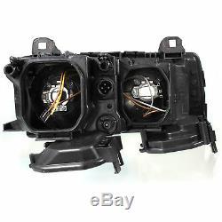 Halogen Scheinwerfer Set für BMW 3er E36 Bj. 94-99 inkl. Osram H7+H7