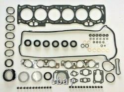Head Gasket Set Fits Lexus Is200 Toyota Altezza 2.0 1gfe 6 Cylinder 24v Vrs