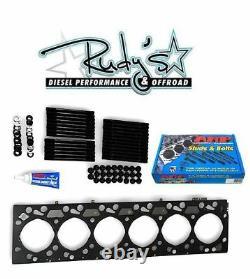 Head Gasket and ARP Studs Kit For Cummins 6.7 Diesel Dodge Ram 2500 3500 4500