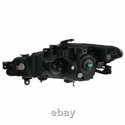 Headlight Headlamp Left & Right 2 pc Pair Set for 2009-2014 Nissan Murano