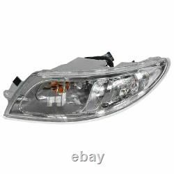 Headlight Headlamp Pair Set of 2 for International 4100 4200 4300 4400 8500 8600