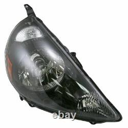 Headlights Headlamps Pair Set for 07-08 Honda Fit