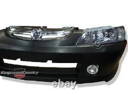 Holden Commodore VY SS Headlight PAIR NEW cool black head lights
