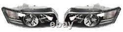 Holden VZ SS Head Lights SSZ Calais HSV Commodore Projectors Left & Right NEW