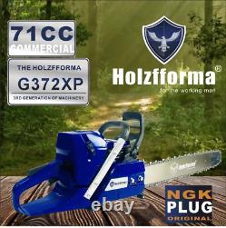 Holzfforma G372XP 71cc Power Head For Husqvarna 372XP Chainsaw Without Bar Chain