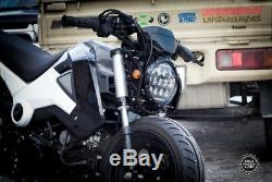 Honda Grom 2013 -2015 Mml Monster Eye Conversion Kit Head Light Bright Led Kit
