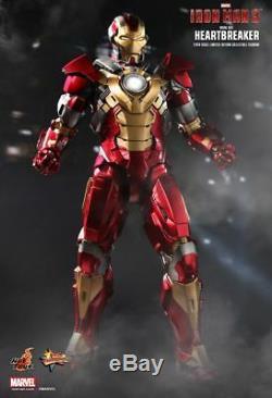 Hot Toys 1/6 Marvel Iron Man 3 Mms212 Mk17 Mark XVII Heartbreaker Action Figure