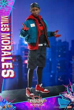Hot Toys 1/6 Miles Morales Spider-Man Into the Spider-Verse 12inch Action Figure