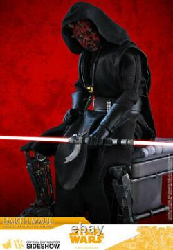 Hot Toys Darth Maul Solo A Star Wars Story DX 18 DX18 1/6 Scale Figure IN STOCK