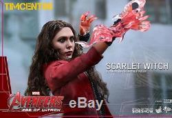 Hot Toys MMS301 Avengers Age of Ultron Scarlet Witch Elizabeth Olsen Wanda AOU