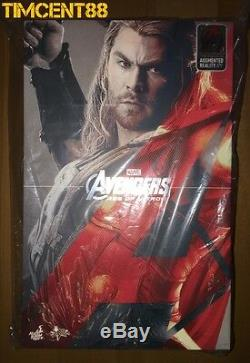 Hot Toys MMS306 Marvel Avengers Age of Ultron 1/6 Thor AOU App Chris Hemsworth
