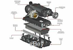 IN STOCK GM 6.0L 6.2L Truck 07-13 Whipple Charger Supercharger Intercooled Tuner