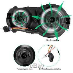 LED Scheinwerfer Headlight für BMW R1200GS R 1200 GS 20042012 R1200GS ADV 05-13