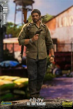 LIMTOYS 1/12 LMN004 The Last of Us Jol Figure Collection Model Toy