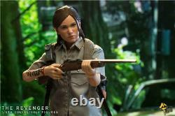 MTTOYS 1/6 Scale The Last of Us The Revenger Girl Ellie Action Figure