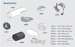 Marley MEnV180 Lüftungsgerät dezentral mit Wärmerückgewinnung/Head recovery