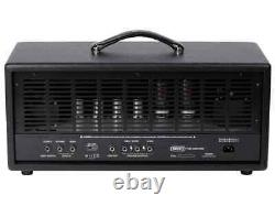 Monoprice SB20 50-Watt All Tube 2-channel Guitar Amp Head with Reverb, Overdrive