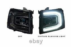 Morimoto XB LED Plug & Play Headlight Assemblies For 2007-2013 Chevy Silverado