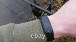 ND Tackle Wireless S9 Bite Alarm Set&H9pro Head Torch&B9 Wrist Band Carp fishing