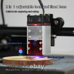 NEJE 30W CNC Laser Module head FOR Laser engraving /cutting machine Engraver DIY
