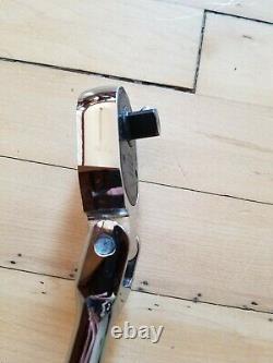 NEW & Discontinued Snap On SHLFD80A 1/2 Green Handle Flex Head Ratchet