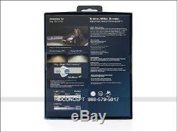 NEW! PHILIPS H8 H11 H16 X-treme Ultinon LED Car Fog Light White 6500K 12794UNIX2
